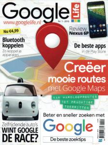 Google Life cover